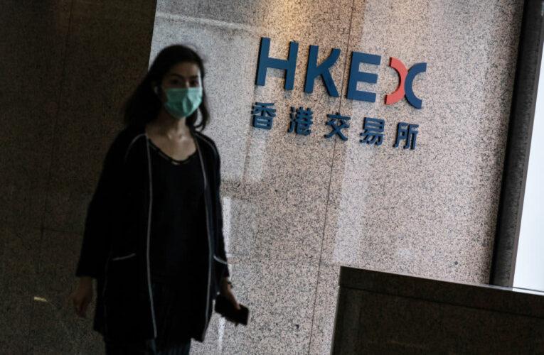 Hong Kong shares jump nearly 2% as China's June exports beat forecasts