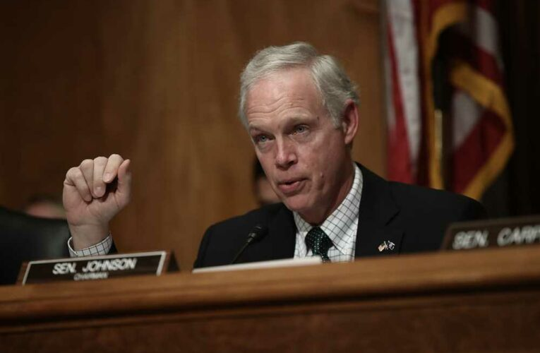 New Ad Campaign Goes After Sen. Ron Johnson for Minimizing Capitol Riot