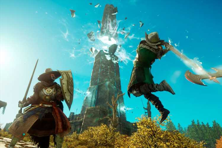New World: First look at Amazon's MASSIVE game taking on WoW & FF14