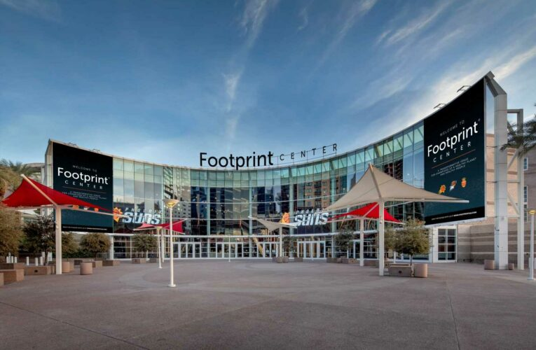 Phoenix Suns arena will be named Footprint Center in 'one of the most unique partnerships in sports'