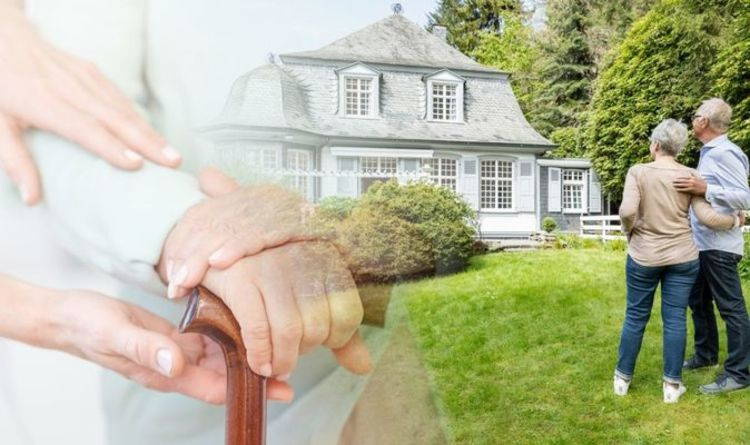 Retired homeowners 'primed' to sell homes to pay for care in later life