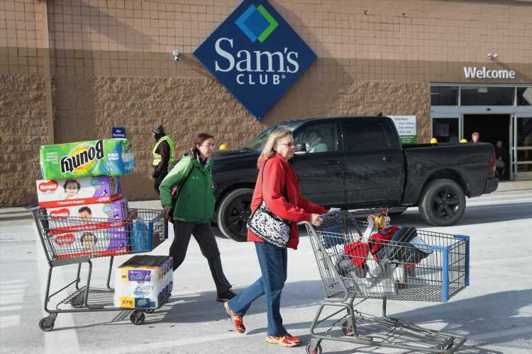 Sam's Club unveils pilot where shoppers scan purchases and have items shipped home