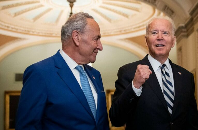 Senate Republicans warn Schumer they won't help on Wednesday's high-stakes infrastructure vote