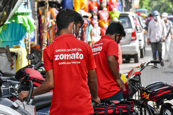 Shares of Indian food delivery start-up Zomato jump over 70% in market debut