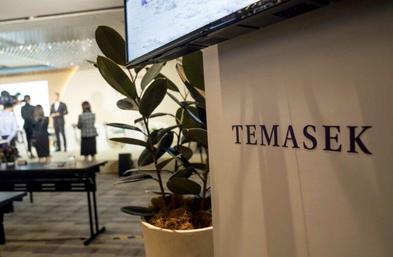 Singapore's state investor Temasek reports record portfolio value of $283 billion