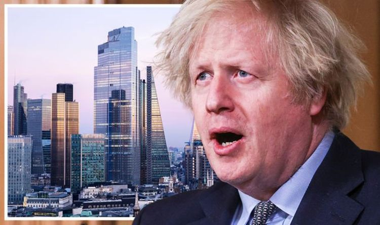 Take gloves off! Boris urged stop 'playing nice' and finally free City from 'sclerotic' EU