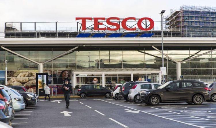 Take your pick as Tesco makes shock decision to shut bank account