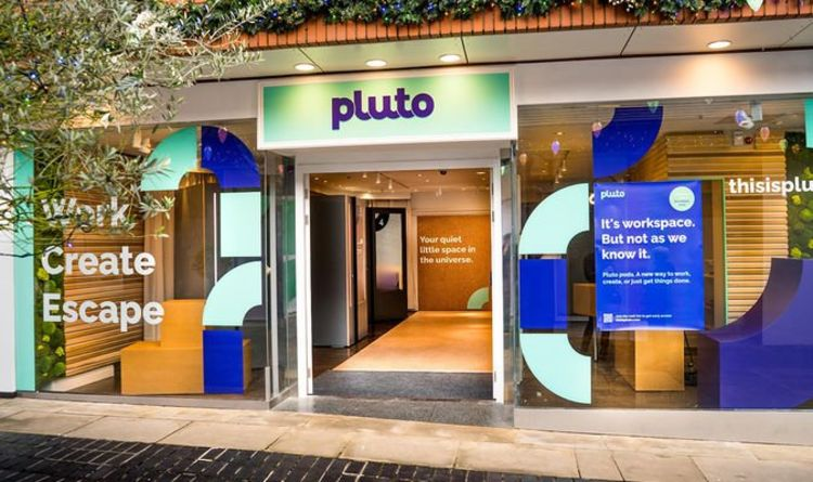 Tech-packed Pluto pods offer new working NEAR home solution