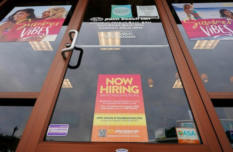 US job openings rise to record high, layoffs hit record low
