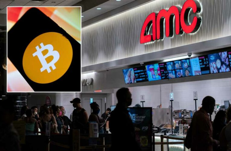 AMC says it will let people buy movie tickets with bitcoin this year