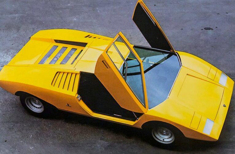 Attenzione! The Lamborghini Countach is coming back