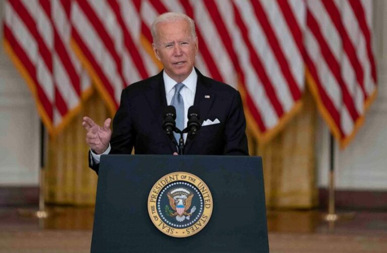Biden attempts to both claim and pass the buck on Afghanistan: The Note
