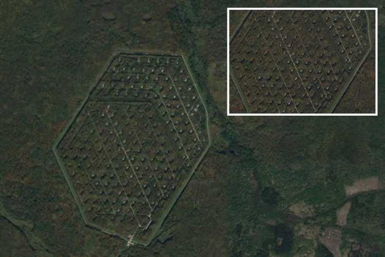 Google Maps sleuths find 'secret Russian explosives facility' once censored in satellite snaps