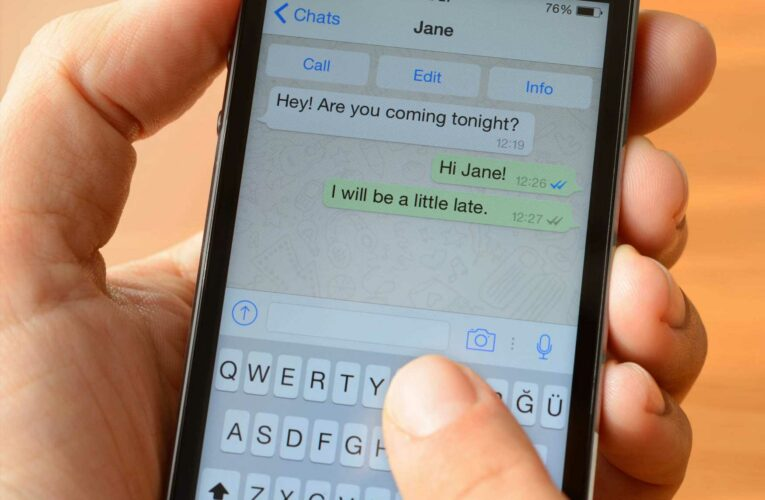 Huge WhatsApp 'scam wave' could rinse your bank – NEVER tap on these messages