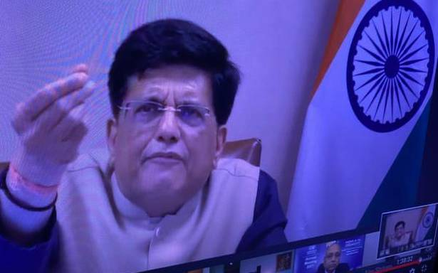 Industry's practices are against national interest, says Piyush Goyal