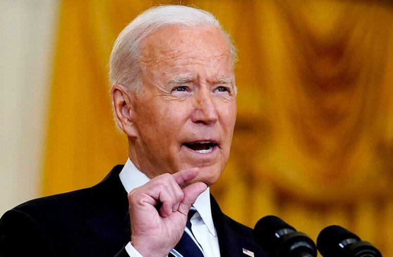 Meghan McCain slams Biden as 'Jimmy Carter on acid' over Afghanistan debacle