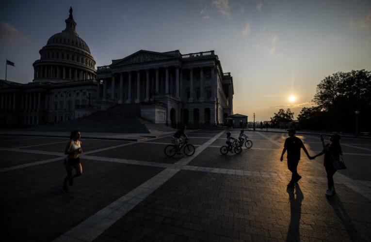 Senate infrastructure bill ends a Covid-era business tax break early