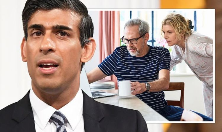 State pension triple lock panic as Rishi Sunak urged to axe £10k rise 'Ticking time bomb'