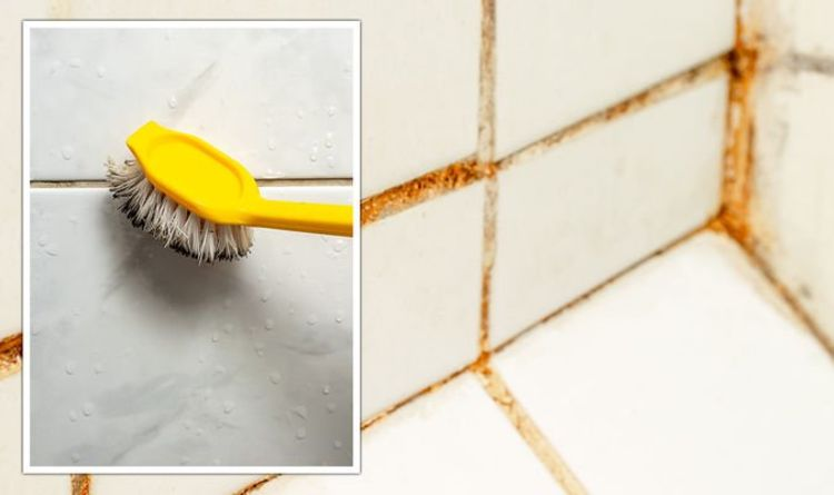 'Pure white again!' Mrs Hinch fans share how to remove orange stains from tile grout