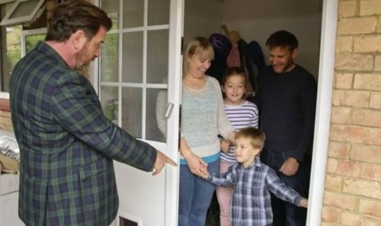 'Breath of fresh air!' Family of four 'shocked' as they make over £150 from clutter