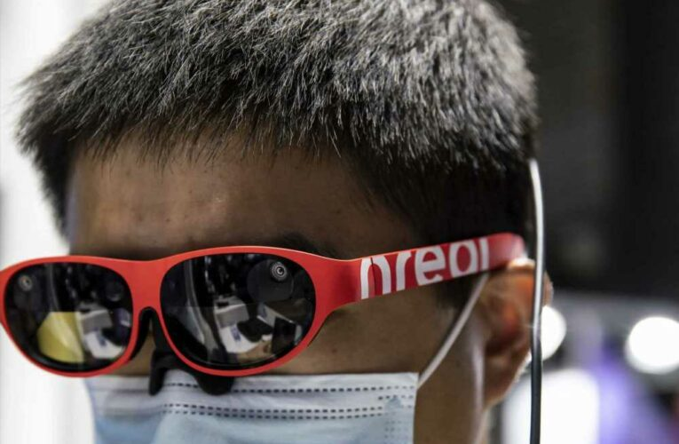 Chinese augmented reality glasses maker Nreal valued at $700 million after fresh funding
