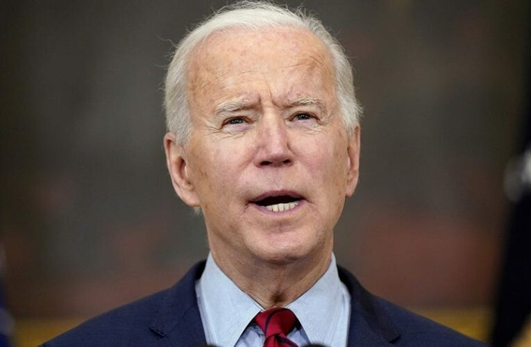 Defiant Biden takes 'responsibility' for decision to withdraw troops from Afghanistan, touts mission success