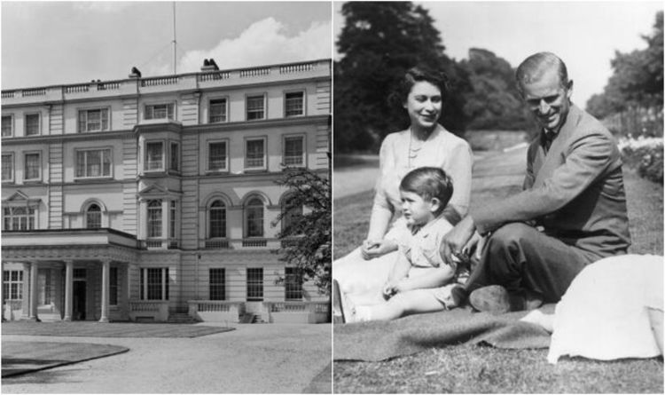 Inside Clarence House – Queen and Prince Philip 'loved' their first marital home
