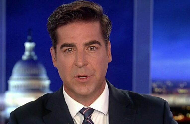 Jesse Watters: Joe Biden is threatening the unvaccinated more than he's threatening the Taliban