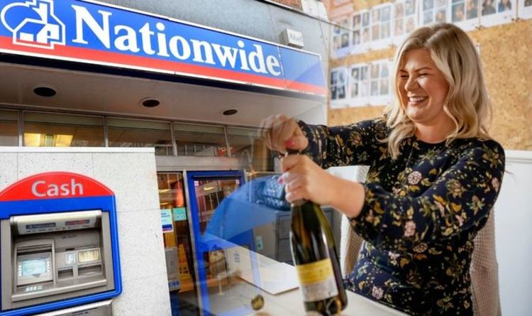 Nationwide Building Society prize draw takes place – have you won £100,000?