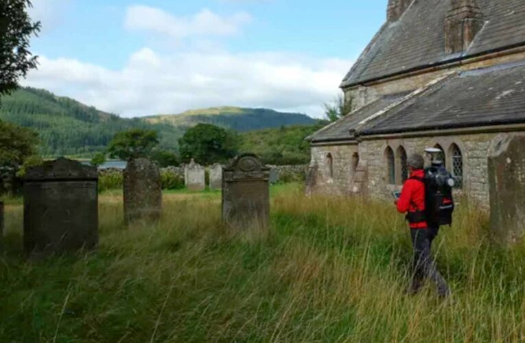 New 'Google Maps for GRAVES' helps you find your long-lost ancestors' burials