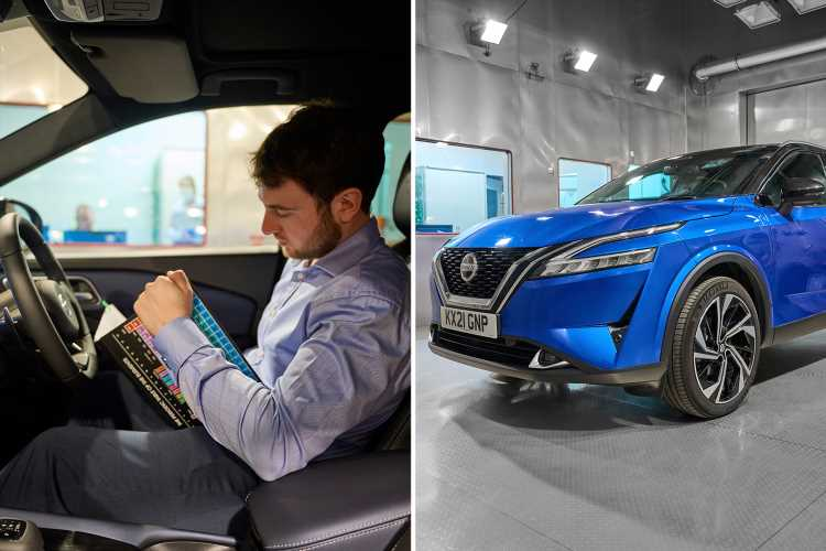 Nissan has 'smelling boffin' with trained NOSE to test car scents