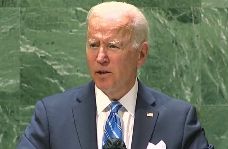 SEN. TOM COTTON: Biden pleaded with China at the UN, but 'new Cold War' has already begun