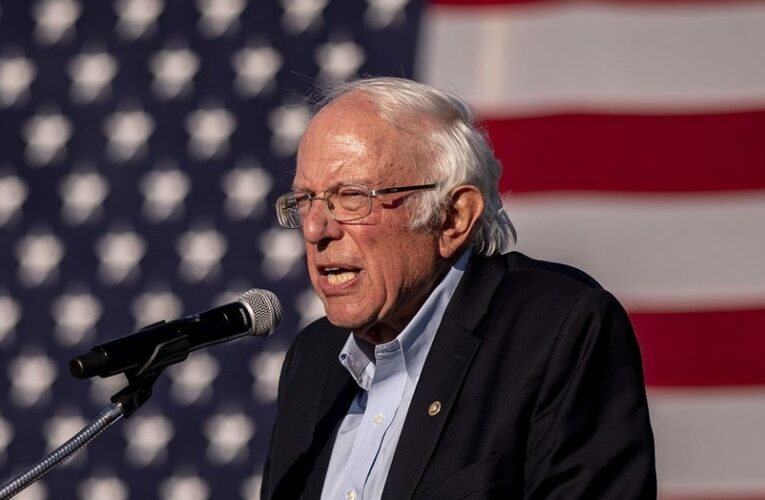 Sen. Sanders: 'There is a real danger' infrastructure, reconciliation bills will fail over Dem infighting