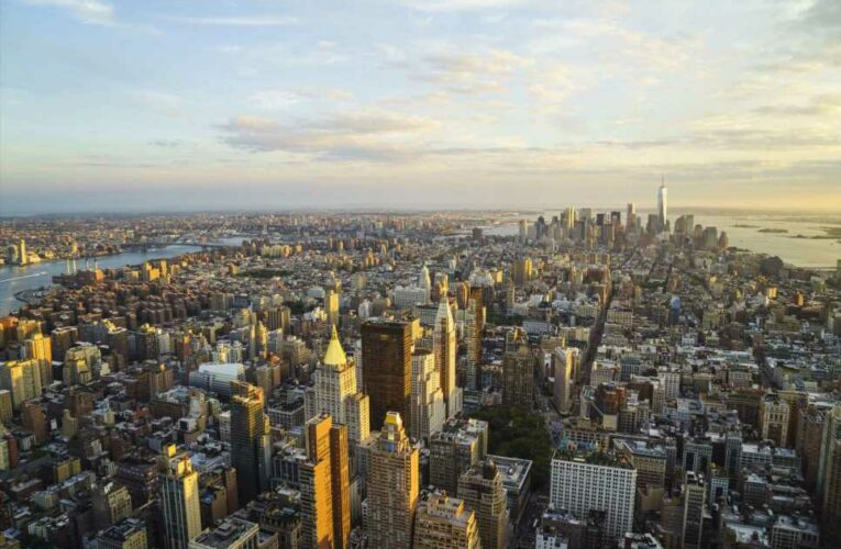 The New York City Recovery Index: May 11