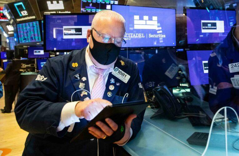 Treasury yields fall ahead of job openings data