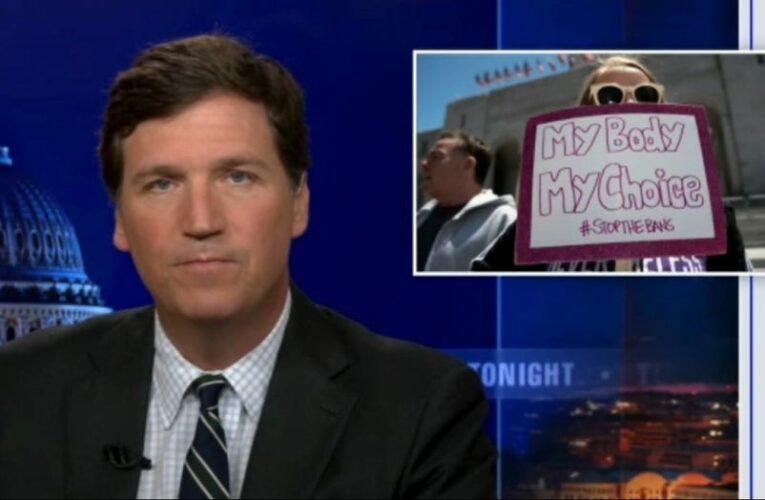 Tucker Carlson: Texas abortion law demonstrates democracy still exists