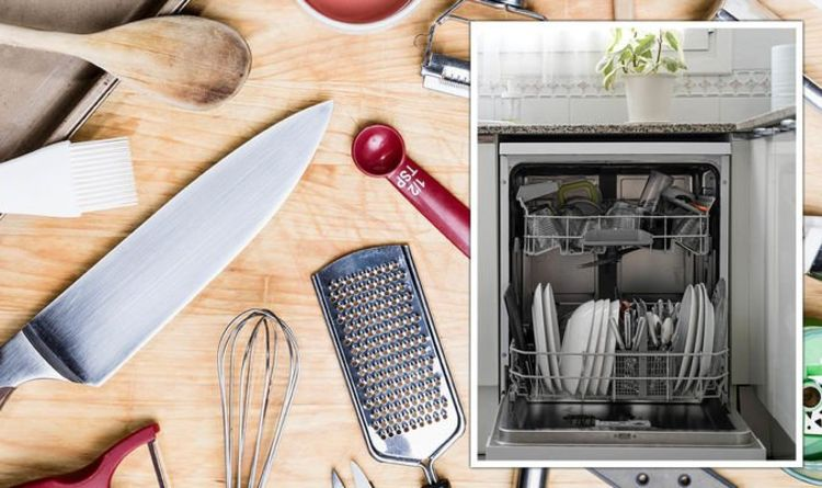 Why you should NEVER put ceramic knives in the dishwasher