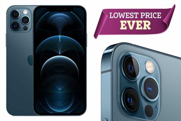 iPhone 12 Pro And Pro Max Are Lowest Ever Price | The Sun UK
