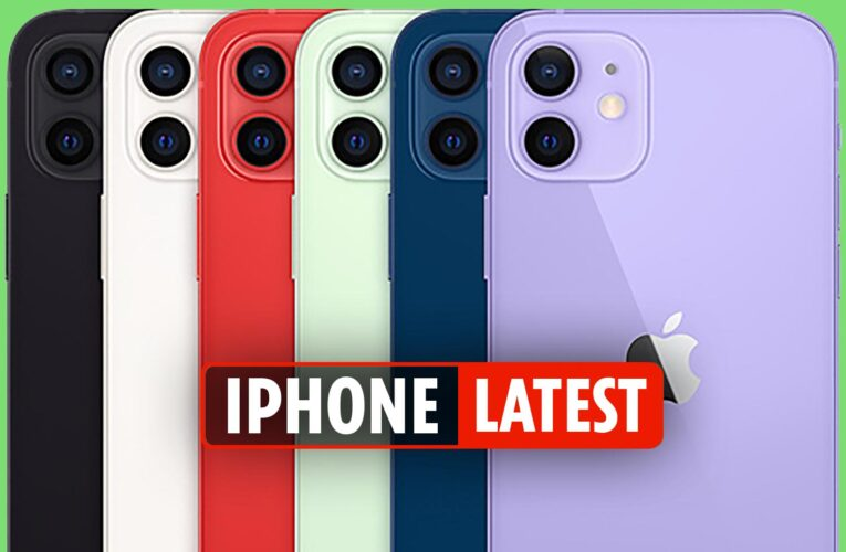 Amazing iPhone 12 deal slashes price to just £20 a month