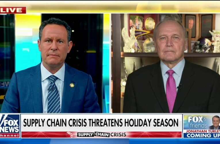 Former Home Depot CEO warns supply chain crisis becoming national emergency: 'It's not getting better'