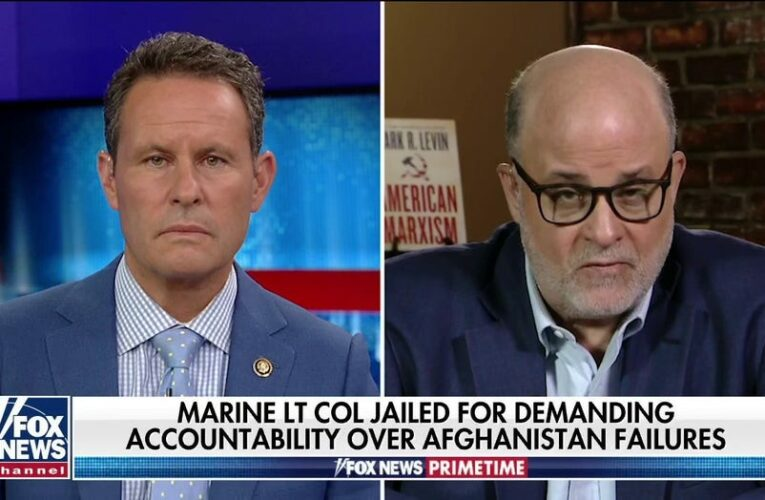 Mark Levin disgusted by politicians who 'have politicized the science' of COVID