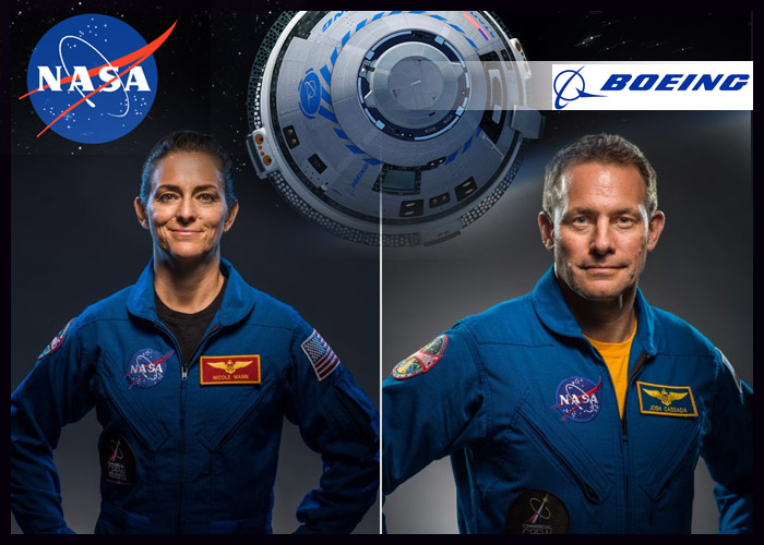 NASA Pulls Astronauts From Boeing To SpaceX