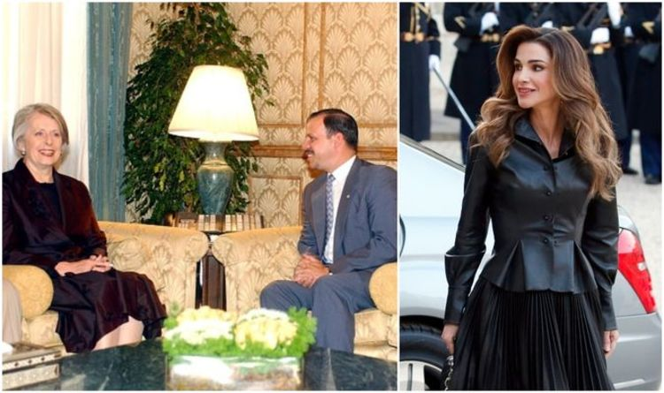 Queen Rania of Jordan's official royal residence of Raghadan Palace – what is it like?